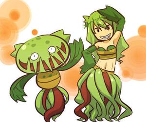 pokemon and carnivine image