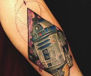 star wars and Tattoos image