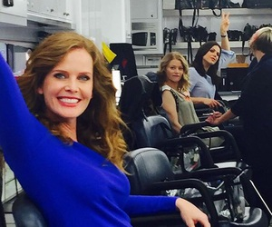 Emilie de Ravin, lana parrilla, and once upon a time image