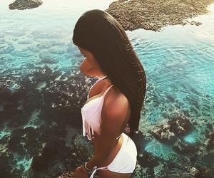 bikini and girl image