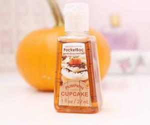 autumn, hand gel, and bath&body works image