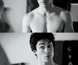 ian somerhalder, sexy boy, and Vampire Diaries image