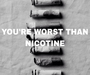 cigarettes and quote image