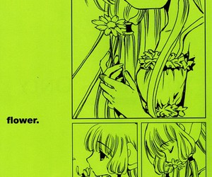 chobits, chii, and clamp image