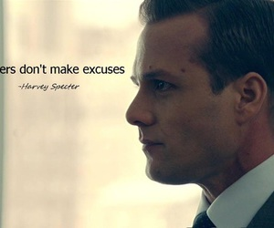 suits, quote, and harvey image