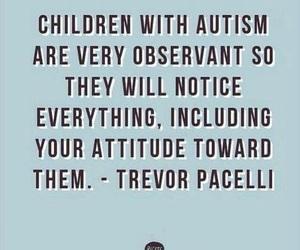 autism, children, and quotes image