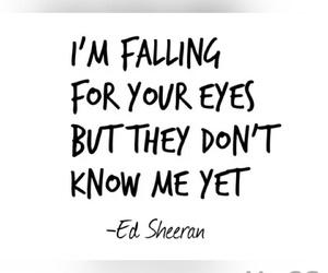 eyes lyrics ed sheeran image