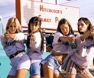 girl, 90s, and dazed and confused image