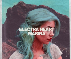 marina and the diamonds, halsey, and electra heart image