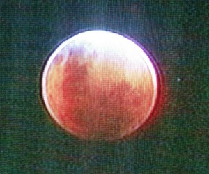 argentina and blood moon image