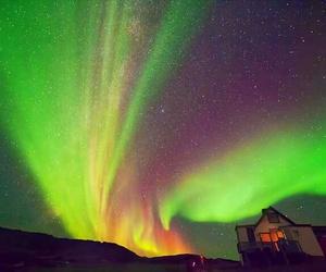 aurora, show, and auroras groelândia image