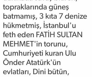 turkce and ey ulu türkler image