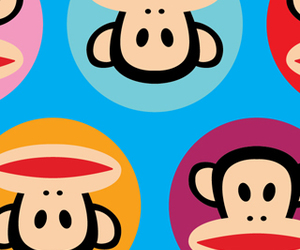 background, iphone, and paul frank image