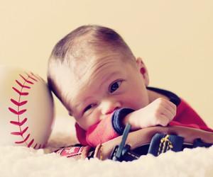 adorable, baby, and mood image