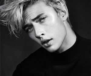 boy, lucky blue smith, and model image