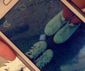 adidas, chat, and bff image