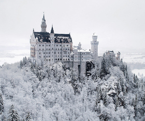 winter and germany image