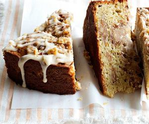 walnut, crumb cake, and brown butter image