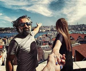 around the world, journey, and travel image