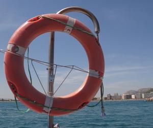 city, life, and sea image