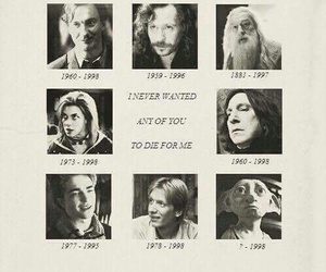 harry potter, dobby, and sirius black image