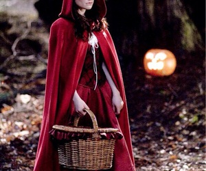 anna paquin and red riding hood image