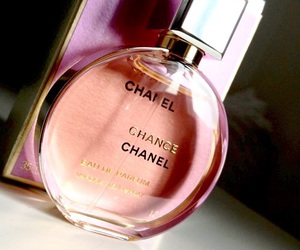chance, chanel, and perfume image