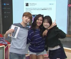 jamie, jessi, and kpop image