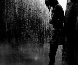 in the rain image