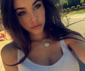 madison beer, pretty, and lips image