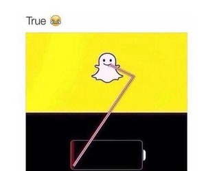 snapchat, funny, and true image