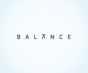 balance, dance, and letters image
