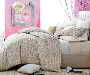 bedroom, macys, and love image