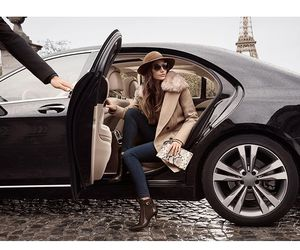 car, chic, and cool image