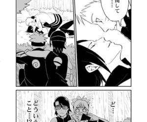 naruto, sasunaru, and uzumaki image