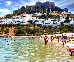 beauty, destination, and Greece image