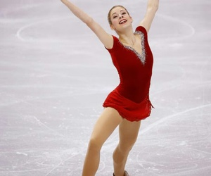 beautiful, enjoy, and figure skating image