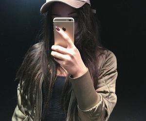 beautiful, cap, and girly image