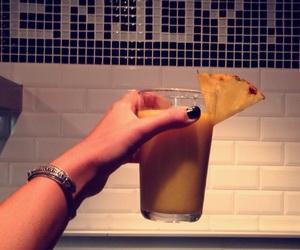 banana, blog, and drink image