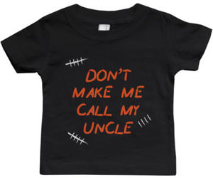 baby clothes, funny shirt, and cute shirt image