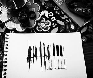 art and musique peinture image