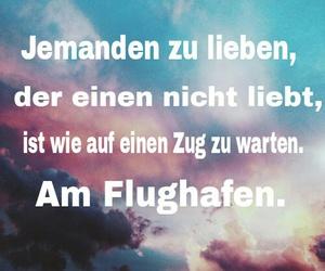 german, sayings, and liebeskummer image