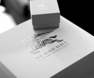 Burberry, fashion, and london image