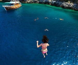 summer and swim image