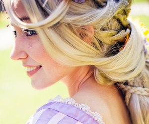 rapunzel, cosplay, and tangled image