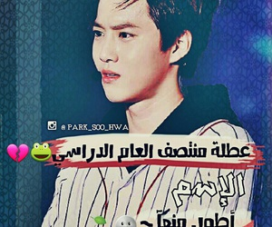 exo, kpop, and كوريا image