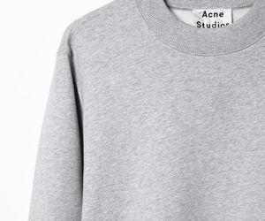 fashion, grey, and acne studios image