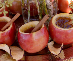 apples, Cinnamon, and fall image
