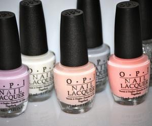 opi, nail polish, and nails image
