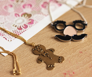 gingerbread, jewelry, and cute image